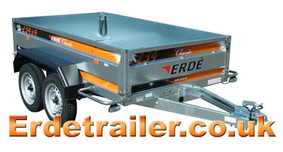 Erde 234x4B trailer