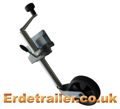 Erde lightweight jockey wheel