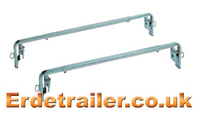 Erde trailer loadbars