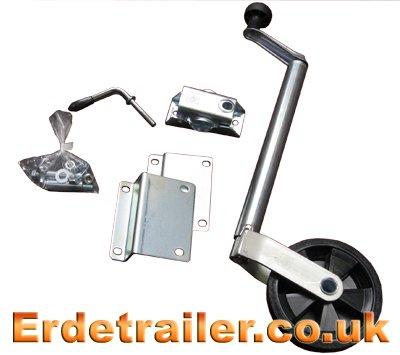 Erde jockey wheel kit