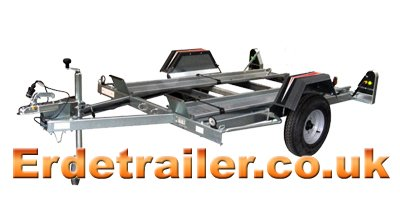 Erde CH451 motorcycle trailer