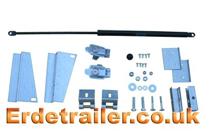 Erde 142 hard-top kit