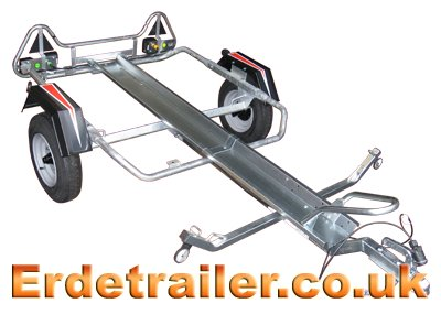 Erde PM310 Motorcycle Trailer