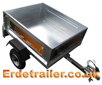 Erde 102 Leisure Trailer