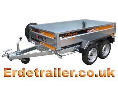 Erde 234x4 trailer